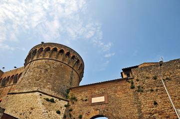 Volterra, Porta a Selci