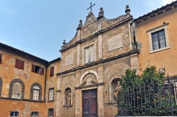 Volterra, Oratorio di San Pietro