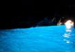 Leinwanddruck Bild - Grotta Azzurra, cave on the coast of the island of Capri.