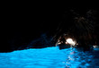 Grotta Azzurra, cave on the coast of the island of Capri. - 65873486