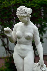 Statue Of Eve