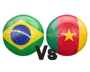 Match du groupe A , coupe du monde 2014