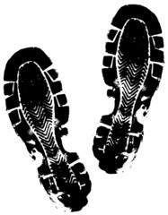 footprint tracing