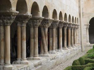 Claustro del Monasterio de Silos (Burgos)