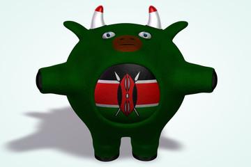 Kenya Cow
