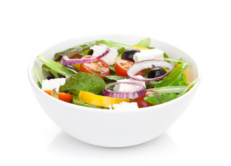 Fresh healty salad