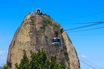 Mountain Sugarloaf cable car, Rio de Janeiro