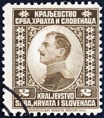 King Alexander (Yugoslavia 1921)