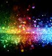 Rainbow of lights - 65883424
