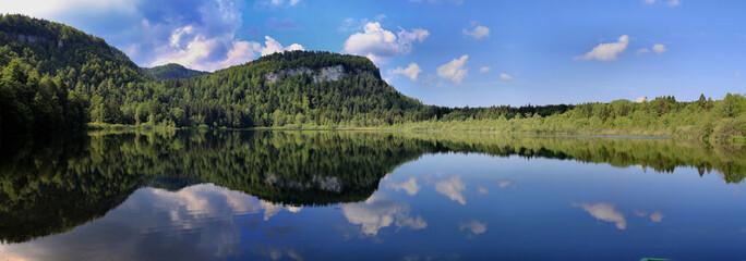 Lac de Bonlieu Panorama