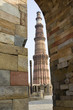 View of Qutub Minar