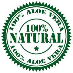 Aloe Vera-stamp