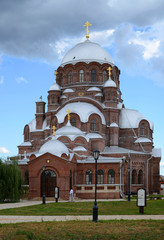 Svijazhsk. St. John the Baptist Monastery, Cathedral of Our Lad