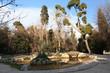 Obrazy na płótnie, fototapety, zdjęcia, fotoobrazy drukowane : Athènes, pièce d'eau du jardin national