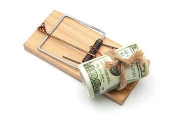 trampa ratones dolares