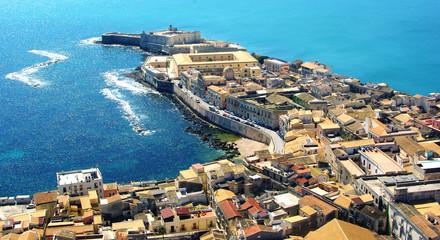 Ortigia, Syracue, Sicily