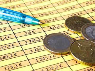 calcul chiffre monnaie
