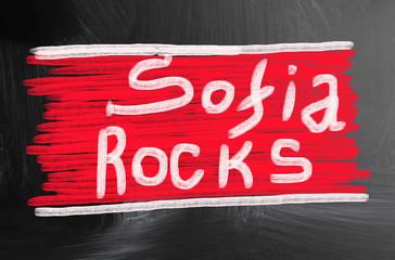 sofia rocks concept