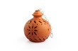 Indian Handmade Clay Lamp
