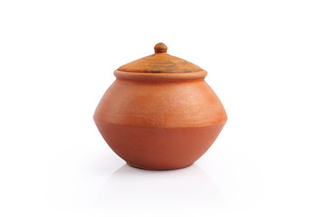 Indian Handmade Pot