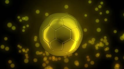 Fussball, Gold, Sport