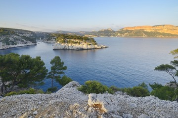 Calanque de Port Miou, Marseille - France