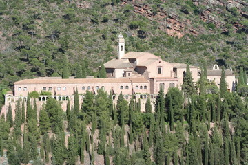 un monastere
