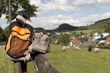rucksack - wandern