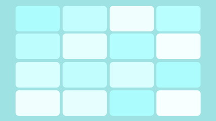 Frames BAckground Looped Light Blue
