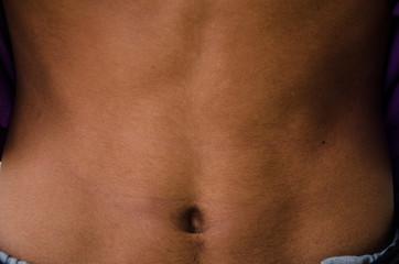 Abdominal muscular