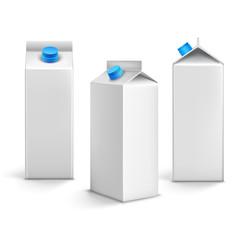 Juice packages 3d