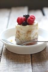 Чизкейк, творожная запеканка, десерт