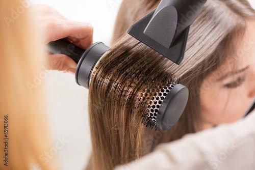 mata magnetyczna Suszenie włosów.
