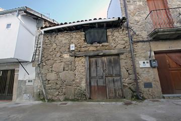 Corral de Peñacaballera, Salamanca, España