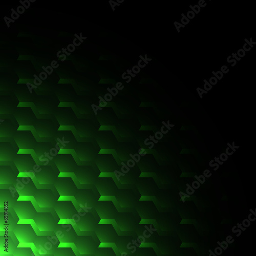 Staande foto Kunstmatig Honeycomb seamless pattern background