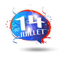 14 juillet - Fête nationale française