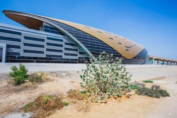 Dubai Metro as world's longest fully automated metro network (75