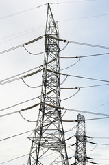 Structural of power transmission lines