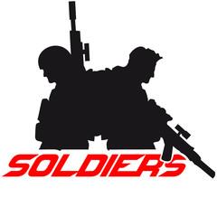 2 Soldaten Freunde Crew Team