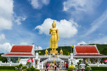 The Great Standing Buddha Image