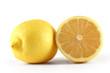 Постер, плакат: Лимон и половинка лимона