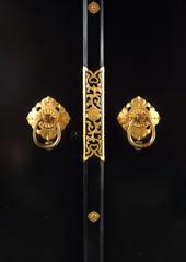 japanese golden door handle