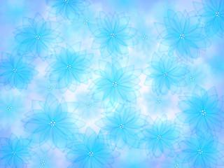 花イラスト 背景