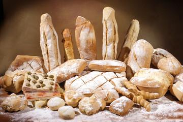 pane panini prodotto tipico italiano