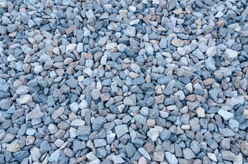 abstract background made of stones
