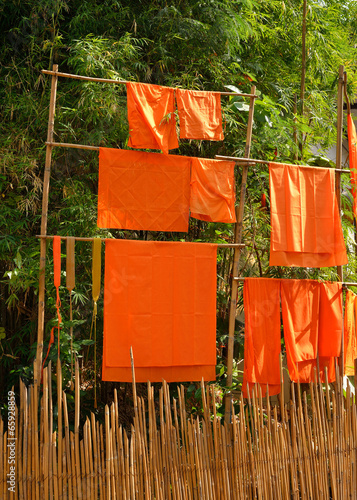 saffron robes a photographic essay on buddhist monks