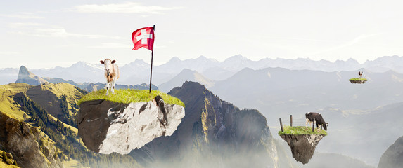 Surreal swissness