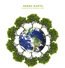 green earth concept