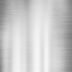 Steel brushed metal surface background