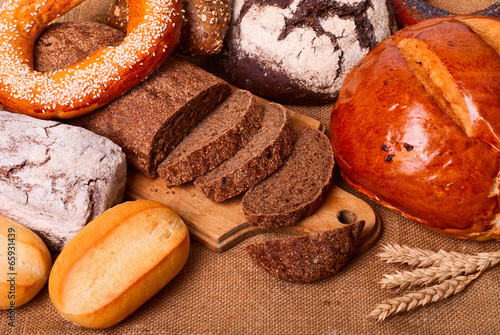 Fototapeta bread